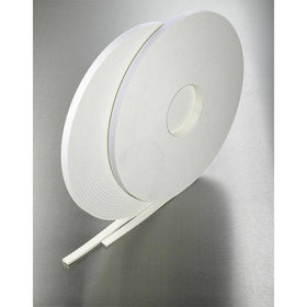 White Single Sided Flame Retardant PVC Foam Tape