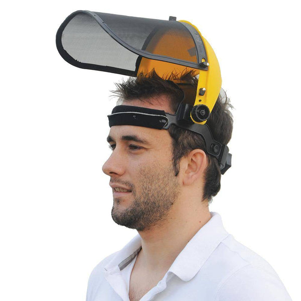 Mesh Safety Visor