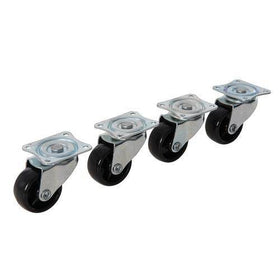Light Duty Swivel Castors 4pk