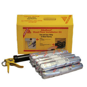 SikaBond Wood Floor Installation Adhesive Kit