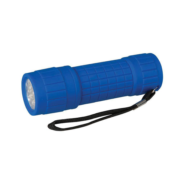 LED Soft-Grip Torch