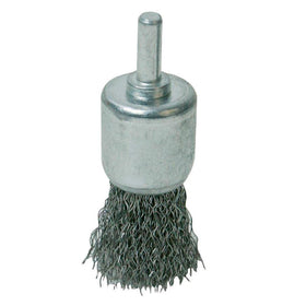 Steel End Brush