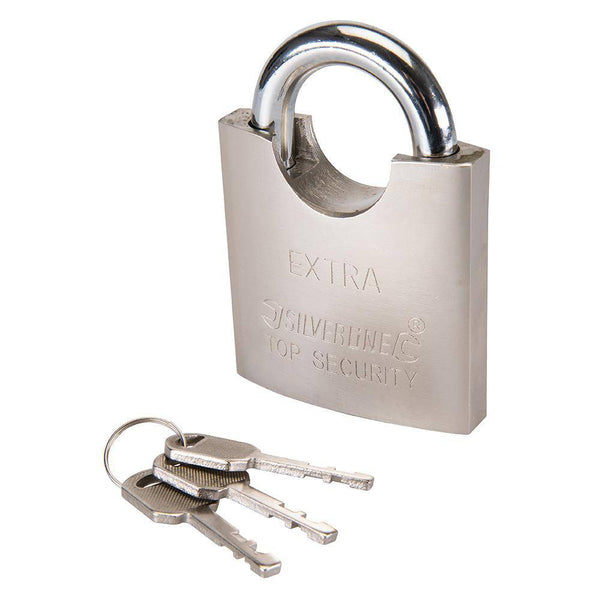 Shrouded Padlock