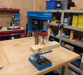Silverline 350W Drill Press
