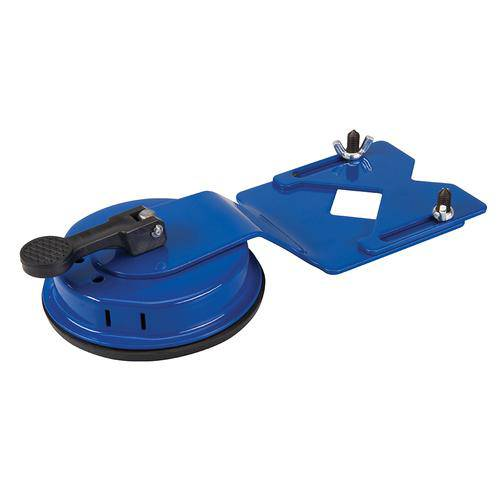 Adjustable Tile Drill & Holesaw Guide