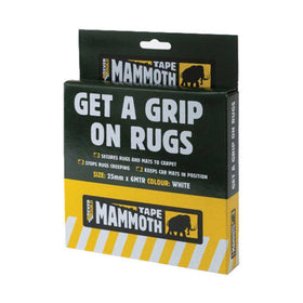 Everbuild Get A Grip On Rugs - 8 x 25mm x 6m rolls