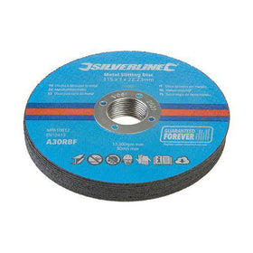 Metal Slitting Discs 10pk