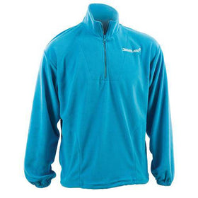 Silverline Fleece Top - Zipped Neck