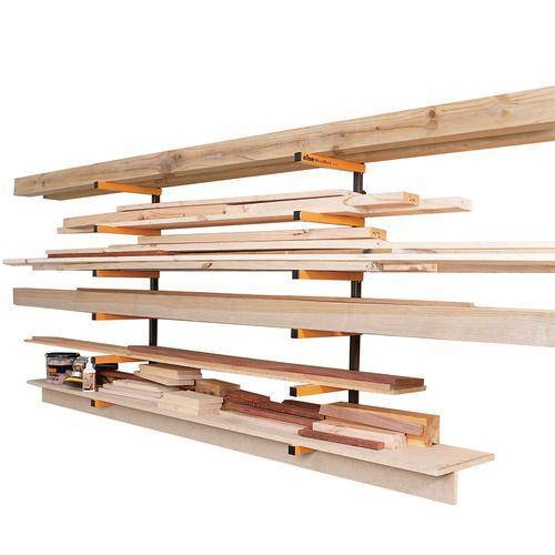Woodrack Storage System (Hard Wood)