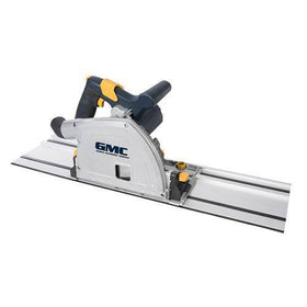 Plunge Saw & Track Kit - 1400W 165mm - GMC Plunge Saw