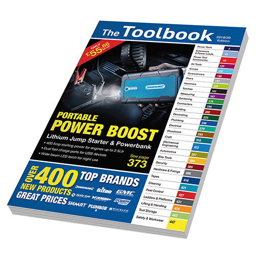 Toolbook List Price Catalogue
