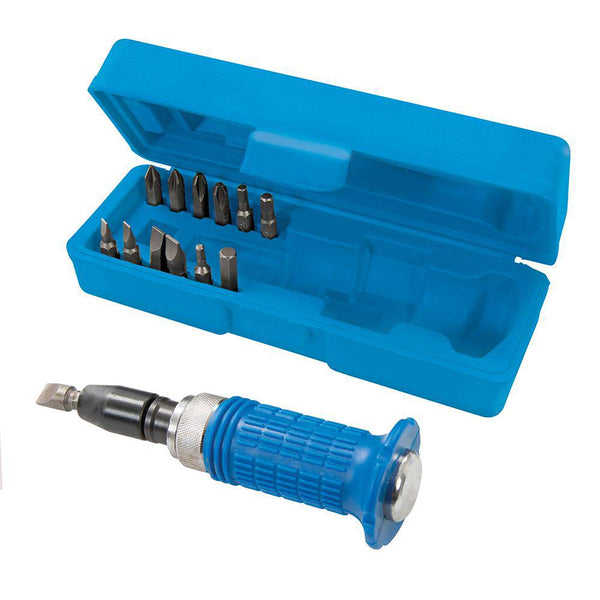 Soft-Grip Impact Driver Set 14pce