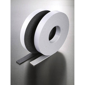 Single Sided Grey PVC Foam Tape