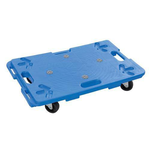 Interlocking Plastic Dolly