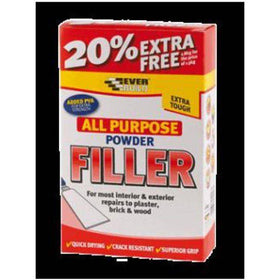 POWDER FILLER WITH 20% FREE