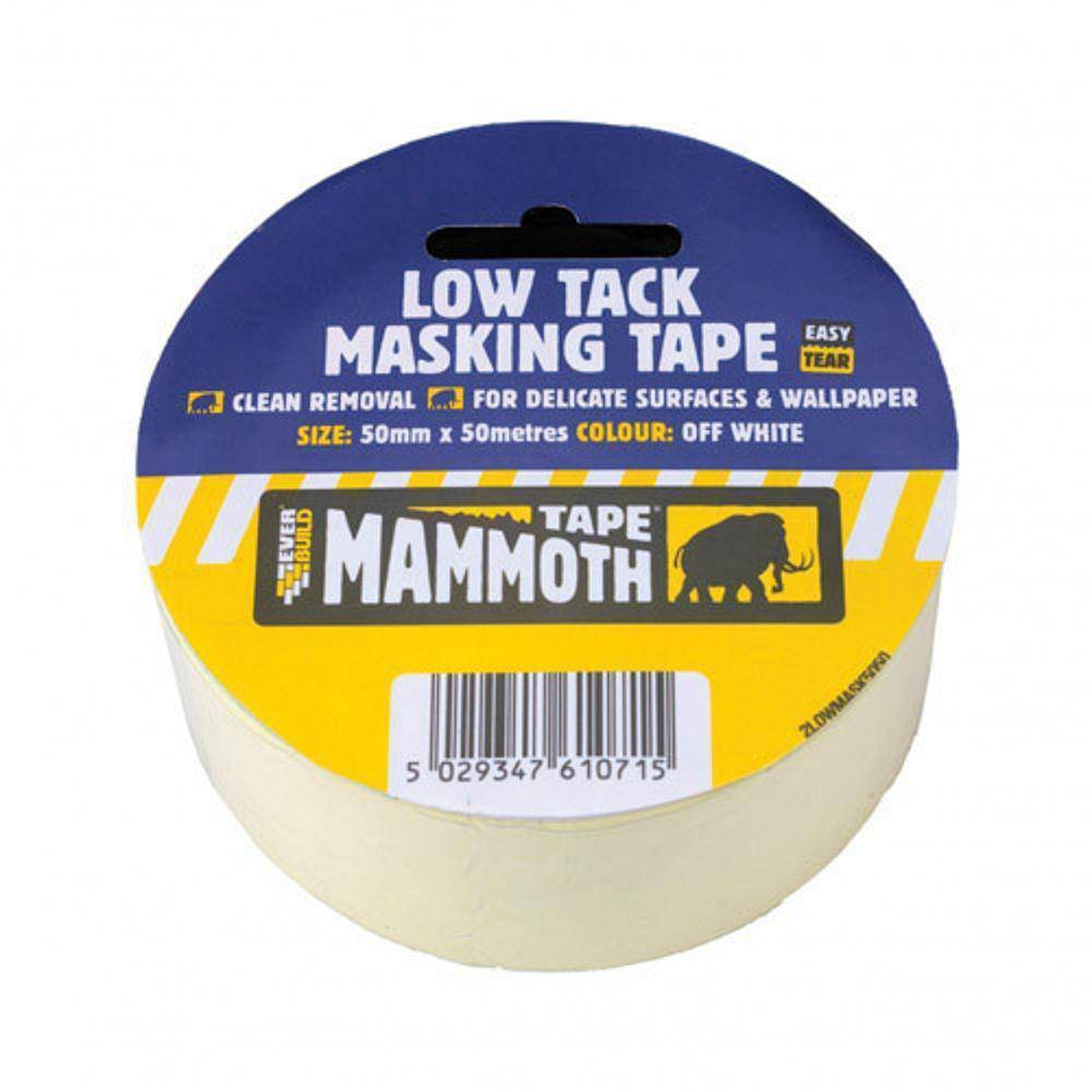 LOW TACK MASK TAPE 25MM
