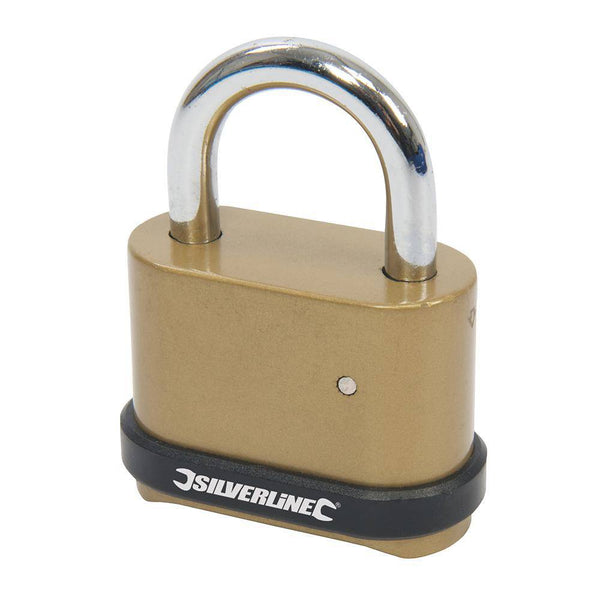 Zinc Alloy Combination Padlock 4-Digit