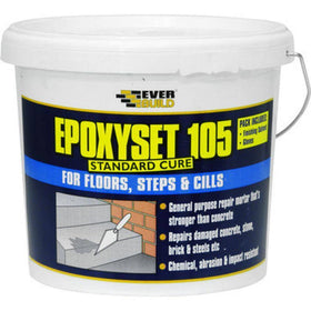 Everbuild EpoxySet 105 Heavy Duty Epoxy Mortar Kit