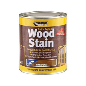 Everbuild Quick Drying Wood Stain