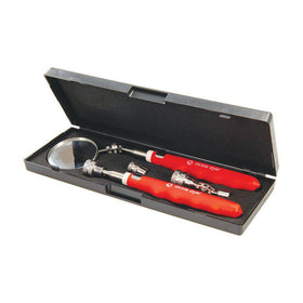 Inspection Mirror & Pick-Up Tool Set
