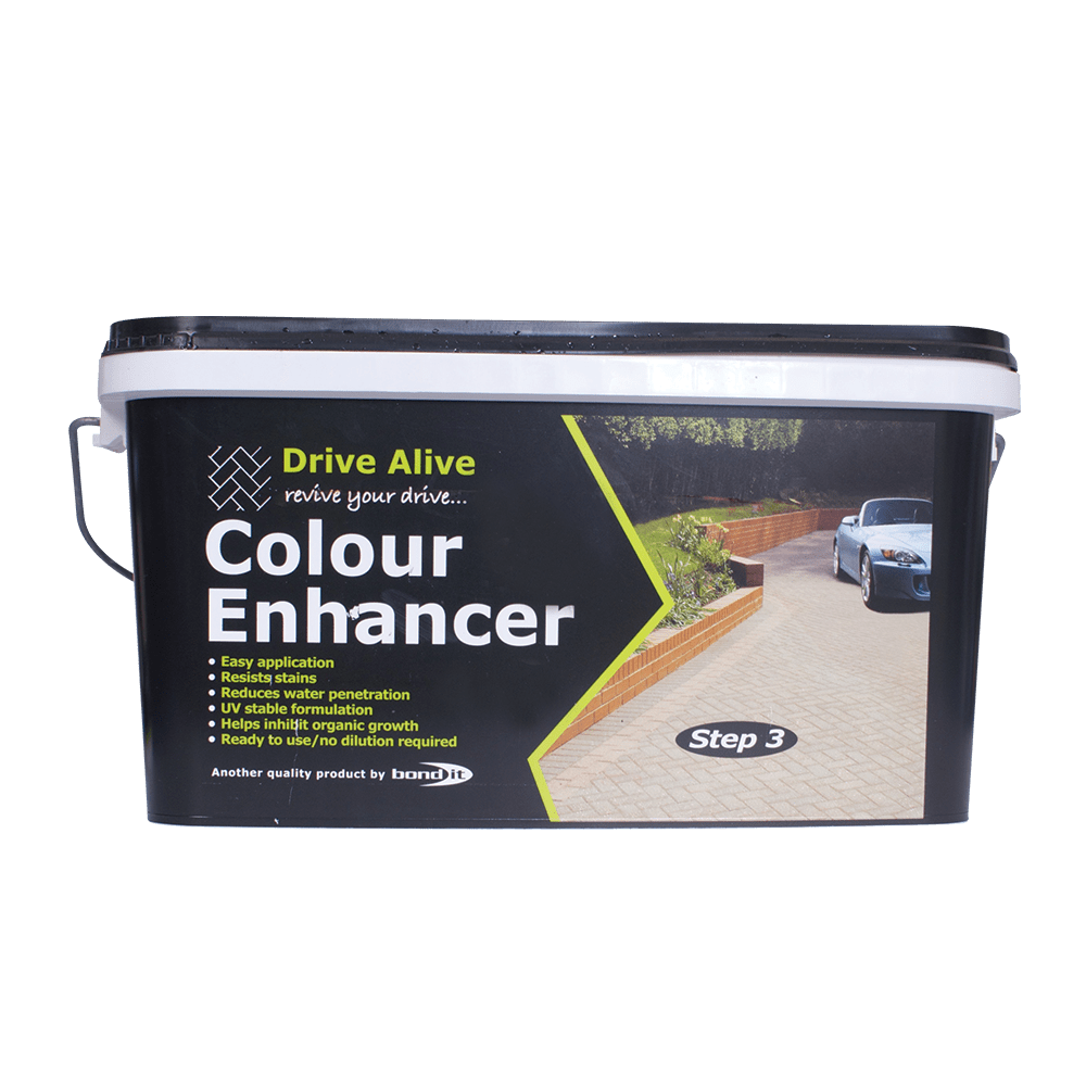 Bond-It Drive Alive Colour Enhancer - Available in various colours