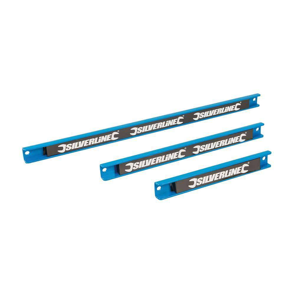 Magnetic Tool Rack Set 3pce
