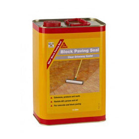 Sika Block Paving Seal Path And Driveway Sealer