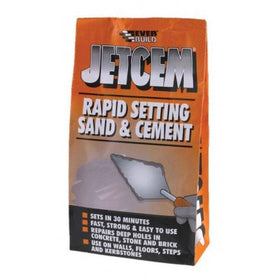 Everbuild Jetcem Deep Rapid Repair Sand and Cement