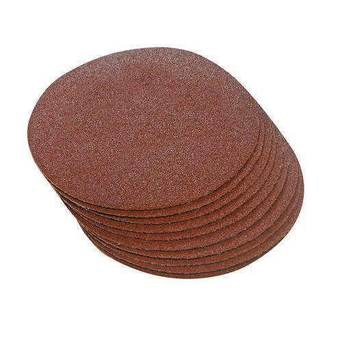 Hook & Loop Discs 250mm 10pk