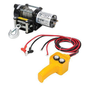 DIY 12V Electric Winch