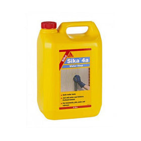 Sika 4a Waterstop Leak Stealing Admixture