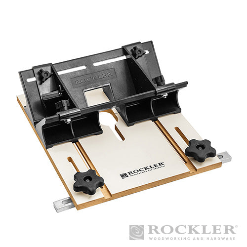 Router Table Spline Jig
