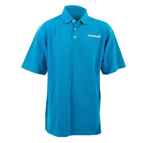 Silverline Poly Cotton Polo Shirt