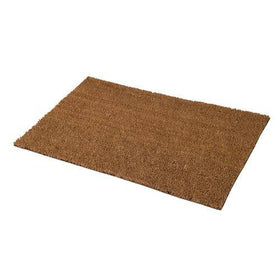 PVC Back-Tufted Plain Natural Mat