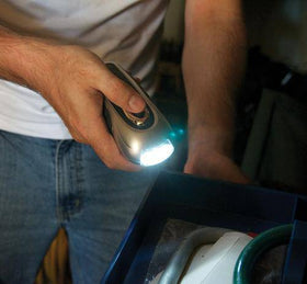 LED Wind-Up Torch