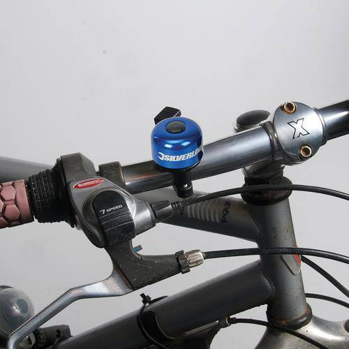 One-Touch Ping Bicycle Bell