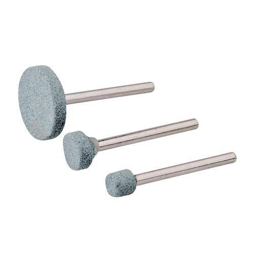 Rotary Tool Grinding Stone Set 3pce