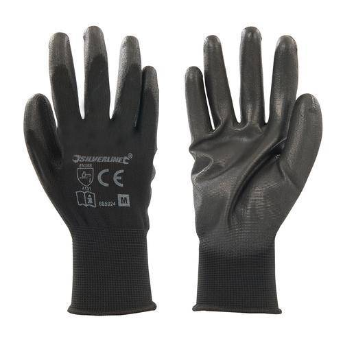 Black Palm Gloves