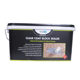 Clear Coat Block Sealer
