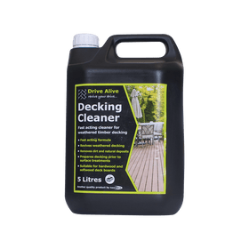 Decking Cleaner - 5L