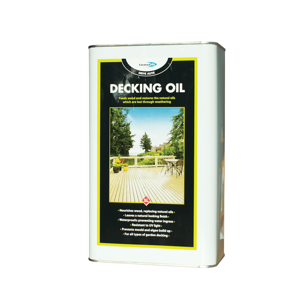 Decking Oil (Clear)