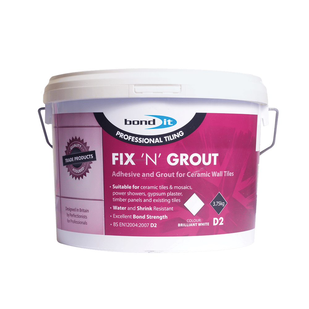 Fix 'N' Grout