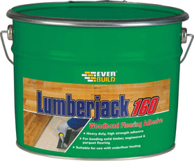 Everbuild Lumberjack 160 Wood bond Flooring Adhesive