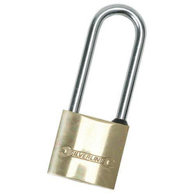 Brass Padlock Long Shackle