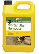 Everbuild 407 Double Strength Mortar Stain Remover