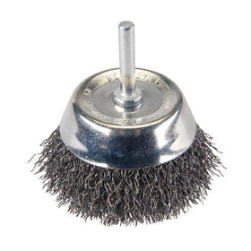 Rotary Steel Wire Cup Brush