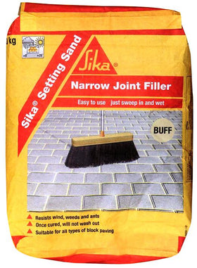 Sika Setting Sand Narrow Paving Joint Filler
