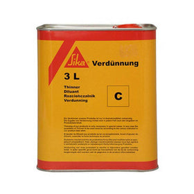 Sika Thinner C Solvent Cleaner