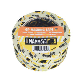 RETAIL/LABELLED MASK TAPE 19MM