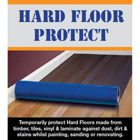 Hardwood Floor Protection Film